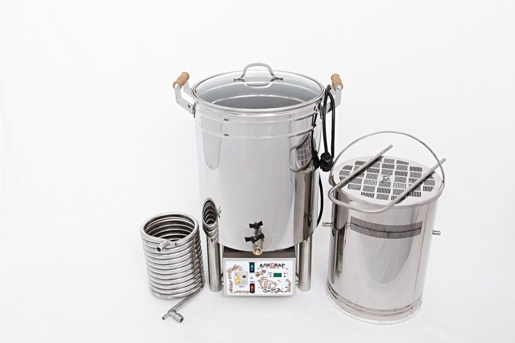 Пивоварня домашняя купить в краснодаре самогонный аппарат на индукционную плиту купить